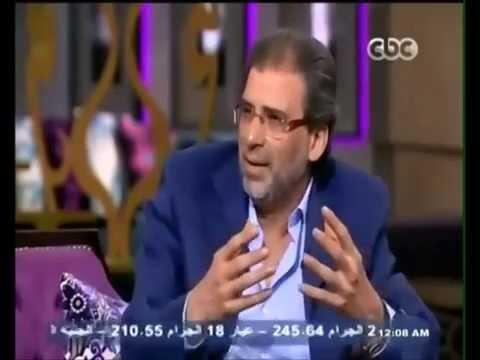 خالد يوسف: لماذا أنتوى الترشح لمجلس النواب