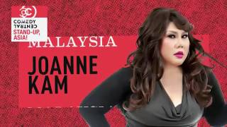 Comedy Central Stand Up, Asia! Premieres 23 Aug 2