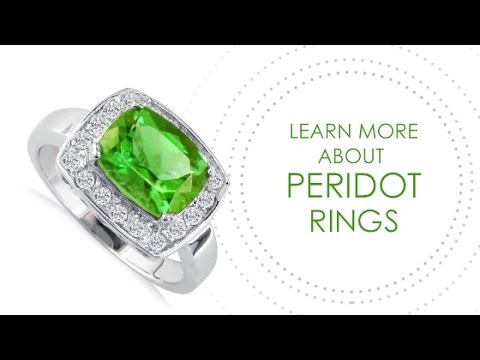 Peridot Rings by SuperJeweler - SuperJeweler.com