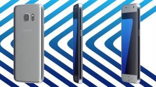 Silver-platinum: Samsung Galaxy S7 und Galaxy S7 edge
