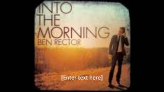Loving you is easy - Ben Rector