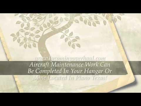 Professional Aircraft Maintenance service. Aircraft Maintenance & Engine Inspection.