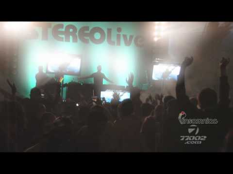 Markus Schulz at Stereo Live