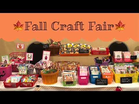 My Fall Craft Fair 2018