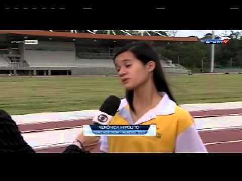 Centro Paraolímpico Brasileiro - SPORTTV NEWS - 11 SET 2015