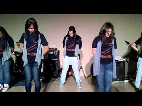 coreografias cristianas - YaDaH DANCEEEEEEEEEEEEEE!
