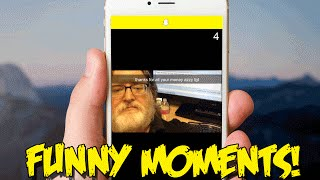 CS:GO FUNNY MOMENTS - LORD GABEN ON SNAPCHAT, JUMP BOOST PRO & MORE