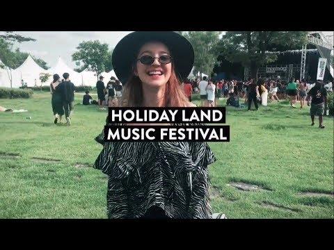 HOLIDAY LAND music festival - Thời lượng: 5 phút, 17 giây.