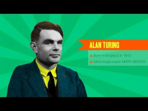 Alan Turing: Great Minds