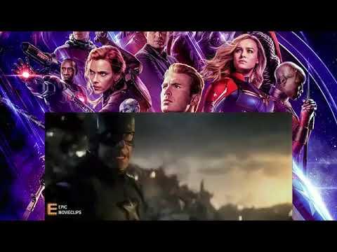 Thanos vs  Thor, Iron Man and Captain America 22 30   Avengers Endgame  360 X 640