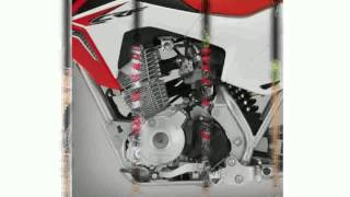 10. 2014 Honda CRF 125F - Details and Specs