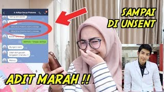 Video AKHIRNYA PRANK TEXT ADIT. DIA MARAH BESAAARRR:( MP3, 3GP, MP4, WEBM, AVI, FLV September 2018