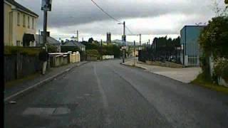 Car drive from Tinahely Co. Wicklow to Baltinglass Co. Wicklow, Republic of Ireland....http://www.vidireland.com