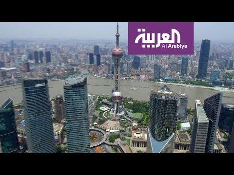 العرب اليوم - تعرّف على الرخاء الذهبي ثالث أطول مبنى في شنغهاي