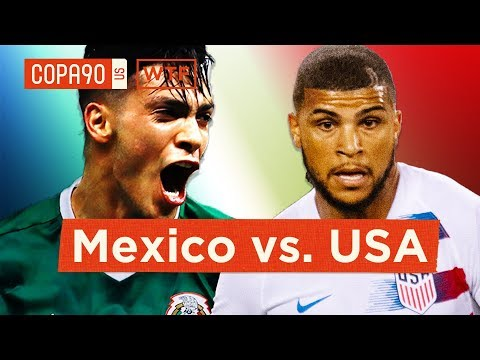 Video: USMNT and El Tri Welcome Youth Movement | Walk Talk Football