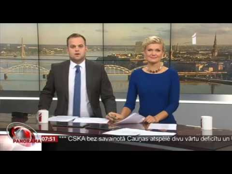 """Veselības ministres Andas Čakšas intervija LTV raidījumā """"Rīta Panorāma"""""""