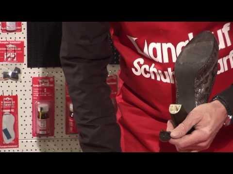 High Heels Absätze selber reparieren – Anleitung zur Schuhreparatur von Langlauf Schuhbedarf GmbH