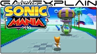 We play through every Special Stage and earn the Chaos Emeralds in Sonic Mania! --------------------------------- Follow GameXplain!