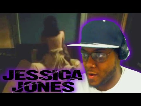 Jessica Jones Season 1 Episode 3  Reaction  1x3