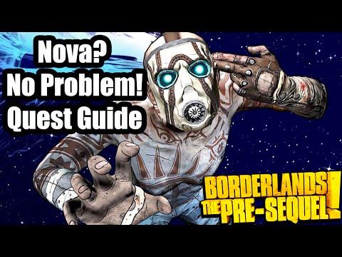 Borderlands The Pre Sequel: Nova? No Problem!