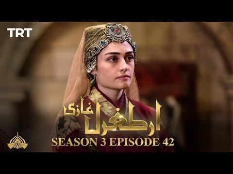 Ertugrul Ghazi Urdu   Episode 42  Season 3