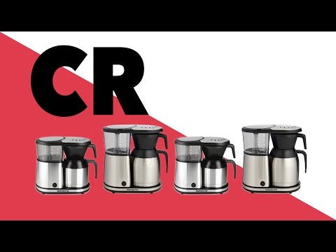 Crew Review: Bonavita Coffee Maker Comparison