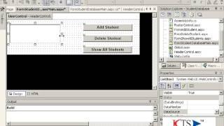 Developing  ASP.NET Web Applications Using C# NET| ASP.NET Tutorial|C#.NET Video Tutorials