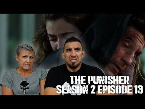 The Punisher Season 2 Episode 13 'The Whirlwind' Finale REACTION!!
