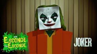 Minecraft: CORINGA - O FILME! (Esconde-Esconde)