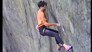 9a in 1985? Johnny Dawes and Jerry Moffat on The Meltdown (9a) by teamBMC