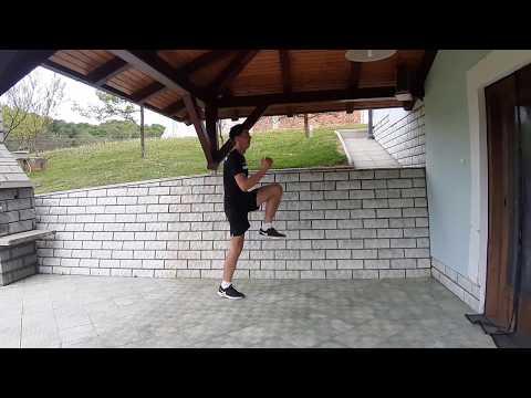 #VježbajDoma za suce 18: Tehnika trčanja i pliometrijske vježbe