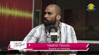 Vladimir Tiburcio comenta sobre el consumo del Combustible en los vehículos