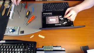 Disassembly Acer EMachines EM350 Series 350 21G16ikk NAV51 LUNAH0C059