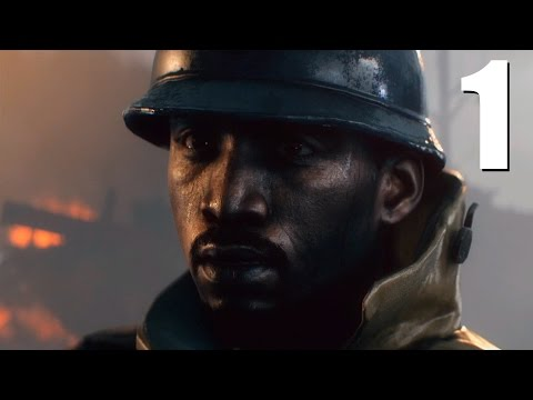 Battlefield 1 Прохождение на русском #1 ► СТАЛЬНЫЕ ГРОЗЫ