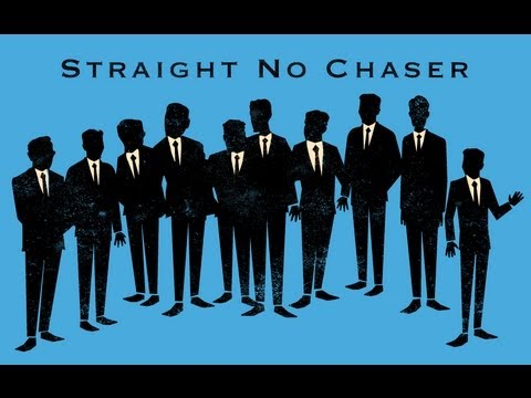 Straight No Chaser's Newest Member
