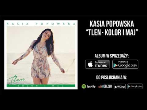 Tekst piosenki Kasia Popowska - Kolory Nocy po polsku