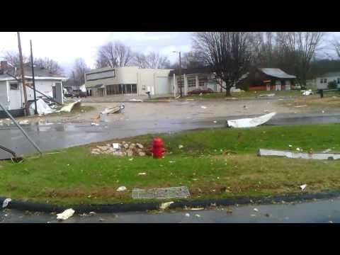 Washington Indiana tornado 11/17/13.