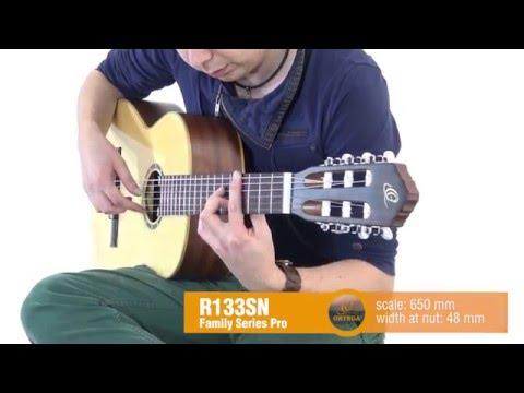 OrtegaGuitars_R133SN_ProductVideo