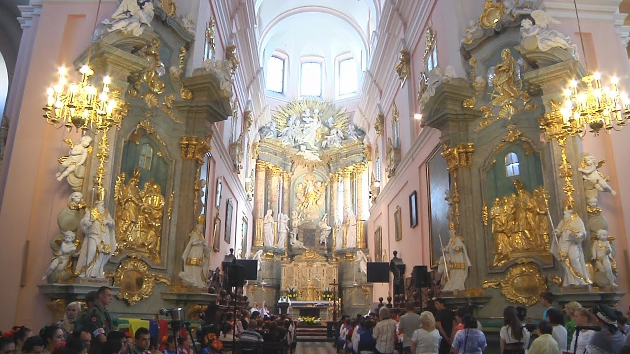 Międzynarodowe Małopolskie Spotkania z Folklorem w Sanktuarium Grobu Bożego