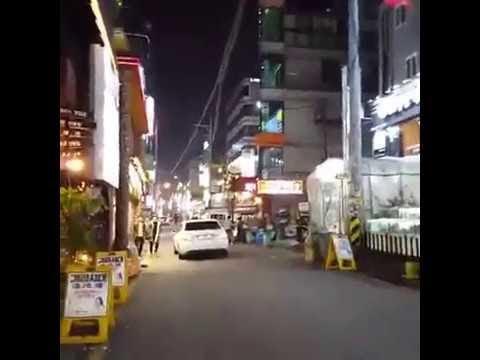 OnlyC với trải nghiệm dạo phố ban đêm ở Hàn Quốc khi thời tiết -1 độ C - Thời lượng: 17 phút.