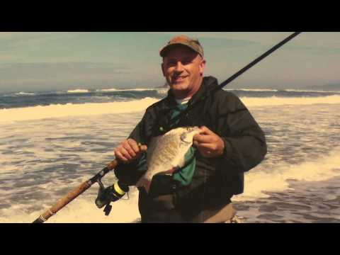 Grant's Getaways: Surf Perch Fishing and Clamming