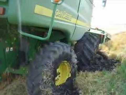 Stuck Tractors