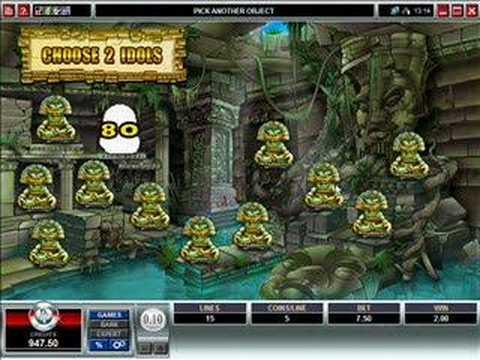 Tomb Raider online casino