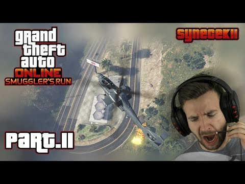 SHAZUJEME BOMBY! | GTA Online #11