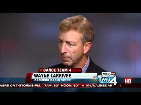 Packers voice Larrivee, dance expert review Driver's performance on DWTS