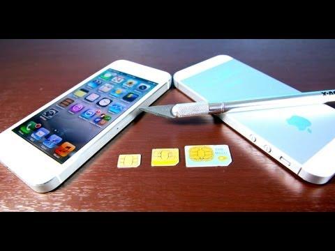 Mini sim micro sim nano-sim фотка