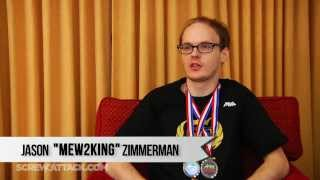 ScrewAttack Exclusive Player Profile: EMP Mew2King