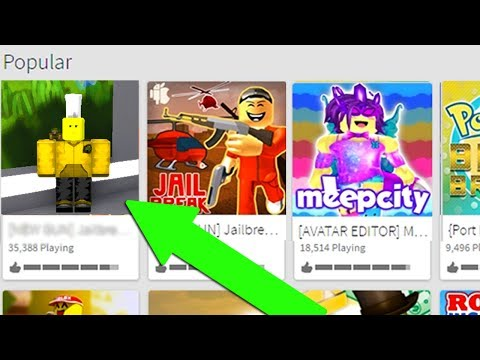 MY GAME IS MOST POPULAR ON ROBLOX! (видео)