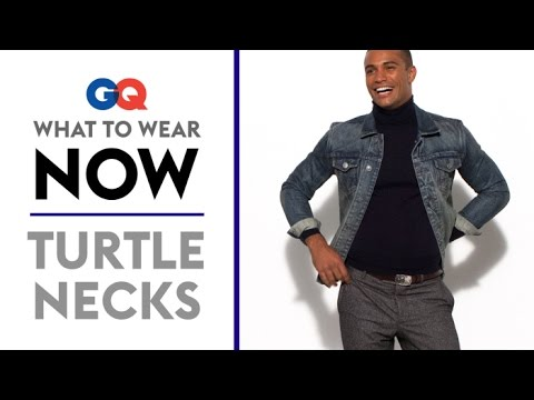 How to Wear a Turtleneck – What to Wear Now | Style Guide | GQ