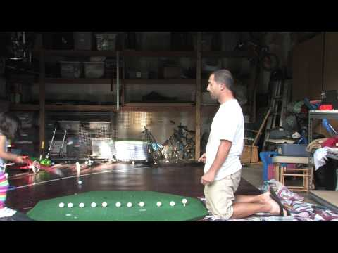 Golf Drills Free Golf Lessons 2 Year Old Girl Hitting Golf Balls